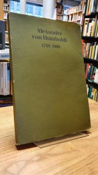 Meyer-Abich, Alexander von Humboldt – 1769/1969,