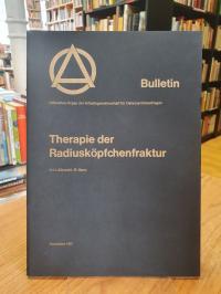 Albrecht, Therapie der Radiusköpchenfraktur,