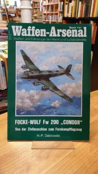 Dabrowski, Waffen-Arsenal. Band 131: Focke-Wulf Fw 200 Condor,