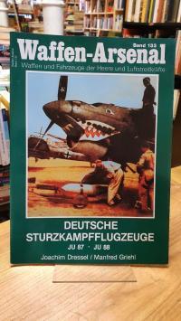 Dabrowski, Waffen-Arsenal – Band 133: Deutsche Sturzkampfflugzeuge – Ju 87 – Ju