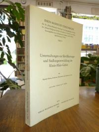 Fricke, Untersuchungen zur Bevölkerungs- und Siedlungsentwicklung im Rhein-Main-