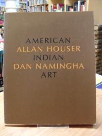 Namingha, American Indian Art, Katalog der Ausstellung im Amerika Haus Berlin in