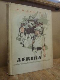 Datlin, Afrika unter dem Joch des Imperialismus,