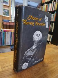 Dorati, Notes of Seven Decades [signiert/signed],