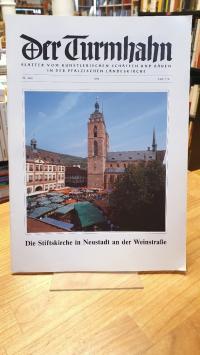 Die Stiftskirche zu Neustadt an der Weinstraße,