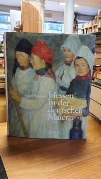 Bantzer, Hessen in der deutschen Malerei,