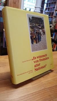 """Bad Homburg / Baeumerth, """"Es wimmelt von Fremden aller Nationen"""" – Ansichtspostk"""