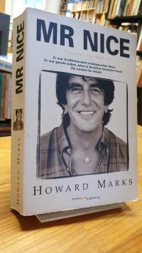 Marks, Mr. Nice – [Autobiographie],