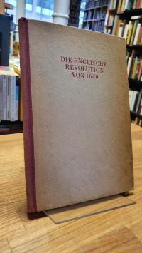 Hill, Die englische Revolution von 1640 – Vier Aufsätze,
