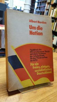 Norden, Um die Nation – Beiträge zu Deutschlands Lebensfrage,