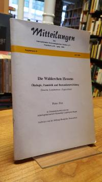 Die Widderchen Hessens – Ökologie, Faunistik und Bestandsentwicklung (Insecta: L