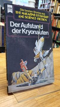 bergner Aufstand der Kryonauten – Eine Auswahl der besten SF-Stories aus The Mag