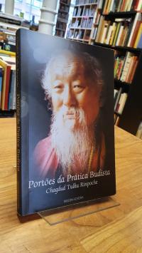 Livro Portões Da Prática Budista,