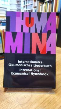 Thuma mina – Singen mit den Partnerkirchen – Internationales ökumenisches Lieder