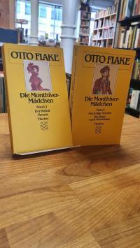 Flake, Die Monthiver-Mädchen [in zwei Bänden] (= alles!)