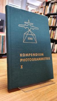Schöler, Kompendium Photogrammetrie Band X,