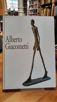 Giacometti, Alberto Giacometti – [Kunsthalle der Hypo-Kulturstiftung, 17. April
