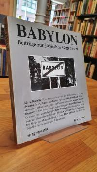 Brumlik, Babylon – Beiträge zur jüdischen Gegenwart – Heft 12 / 1993,