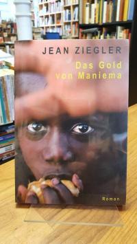 Ziegler, Das Gold von Maniema – Roman,