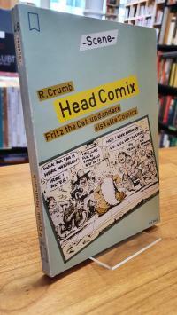 Crumb, Head Comix – Fritz the Cat und andere eiskalte Comics,
