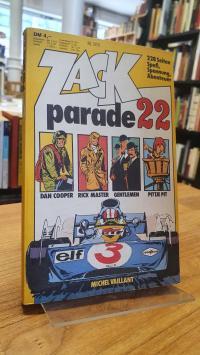 Prüfer, Zack Parade 22 (auch: Zackparade oder Zack-Parade) – 12 Comic-Abenteuer