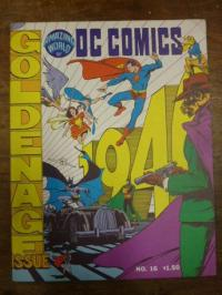 Kahn, Amazing World of DC Comics: Golden Age 1940 Issue, No. 16 Issue, Vol. 4, D