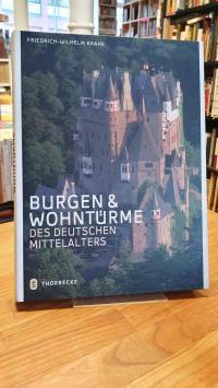 Krahe, Burgen und Wohntürme des deutschen Mittelalters,