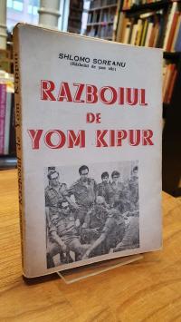 Joyce, Razboiul De Yom Kipur