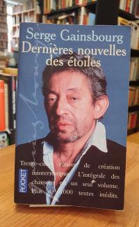 Gainsbourg, Dernières nouvelles des étoiles – L'intégrale,