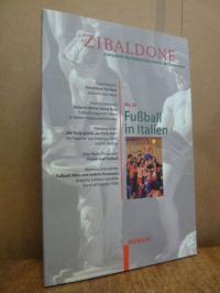 Harth, Zibaldone No. 25: Fußball in Italien,