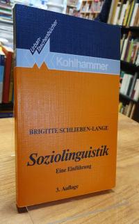 Schlieben-Lange, Soziolinguistik – Eine Einführung,