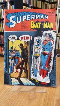 Ehapa Verlag (Hrsg.), Superman [Eisig ist's in der Geisterstadtl], Heft 6, 16. M