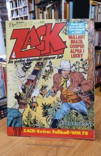 Kläsener, ZACK – Die großen Abenteuer unserer Zeit, Heft 6 vom 9. März 1978,