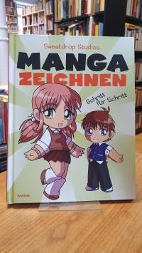 Manga-Zeichnen – Schritt für Schritt,