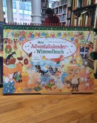 Jeremies, Mein Adventskalender-Wimmelbuch – Zum Aufstellen,