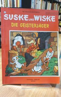 Suske & Wiske – Die Geisterjäger,