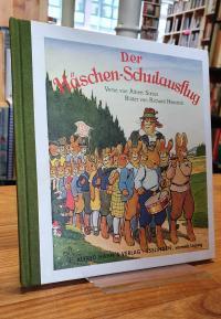Sixtus, Der Häschen-Schulausflug – Ein lustiges Bilderbuch – Bilder von Richard