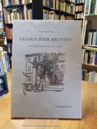Lerner, Frankfurter Brunnen – Mit 22 Federzeichnungen von Lilli Grün-Göttert,