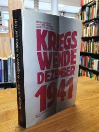 Internationales Historisches Symposium (1981 : Stuttgart), Kriegswende Dezember