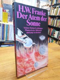 Franke, Der Atem der Sonne – Science-Fiction-Erzählungen,