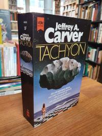 Carver, Tachyon – Roman – Science Fiction,