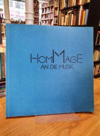 ommage an die Musik – Ausstellung im Hessischen Rundfunk, Frankfurt/Main aus Anl