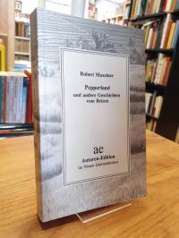 Maxeiner, Pepperland und andere Geschichten vom Reisen (signiert),