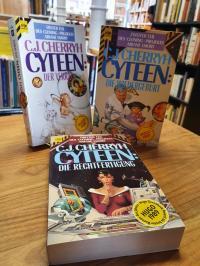 Cherryh, Die Cyteen Trilogie [in drei Bänden] (= alles!),