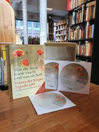 Schäfer, Was die Seele krank macht und was sie heilt – [Buch und 3 CDs],