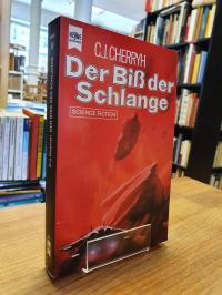 Cherryh, Der Biß der Schlange – Science-fiction-Roman,