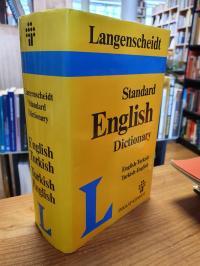 Türkisch / Yr. Yazar Ekrem Uzbay Langenscheidt English-Turkish, Turkish-English