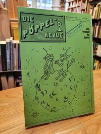 Wolf, Die Pöppel Revue – Nr 74 – November 1982 – 5. Jahrgang,