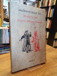 Historia del doctor Johann Fausto,