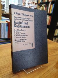 Diehl, Ausgewählte Lesestücke zum Studium der politischen Ökonomie – Band 15 – K
